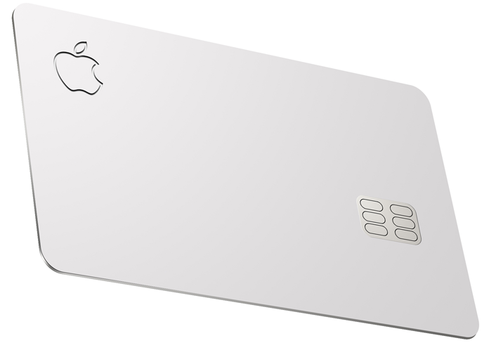 Apple launches its First Credit Card