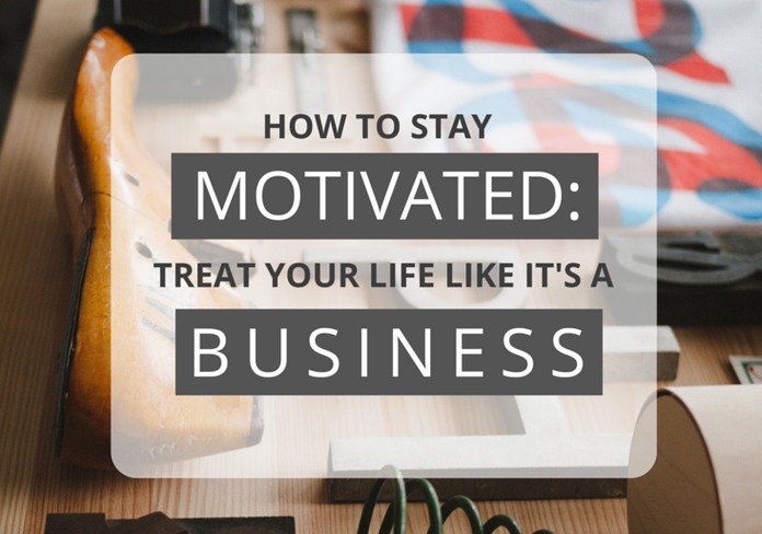 How to stay motivated in your business?