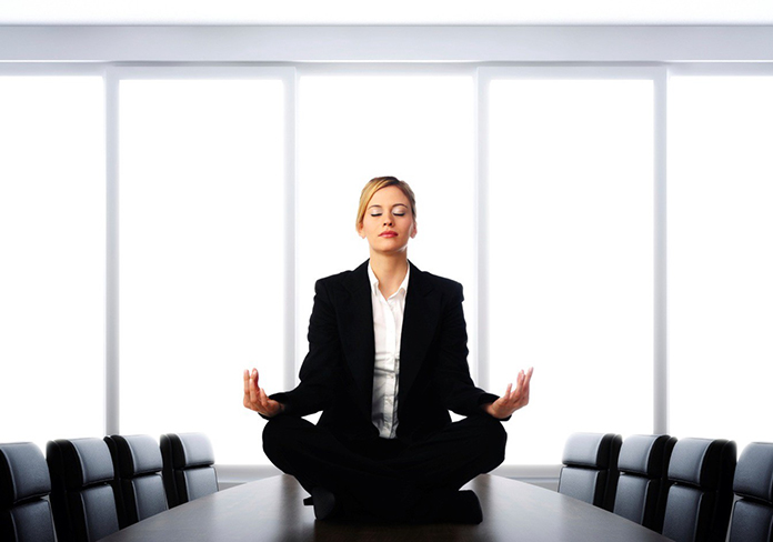 Benefits of Meditation at the Workplace