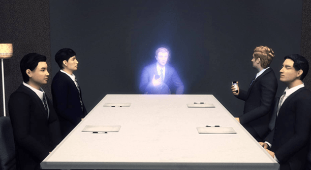 Holographic call technology – the next big thing in the communication space