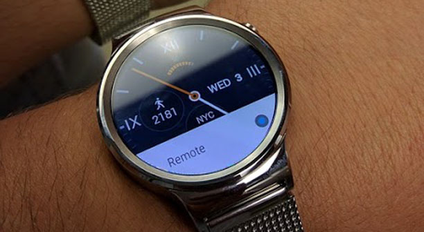 Patent Approved: Huawei to Launch Gaming Smartwatch with Selfie Camera